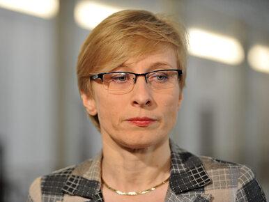 Gosiewska: Logiczne myślenie wskazuje, że w Smoleńsku musiało dojść do...