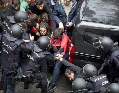 """Są wyniki referendum w Katalonii. """"Uszanujemy mandat, który dali nam..."""
