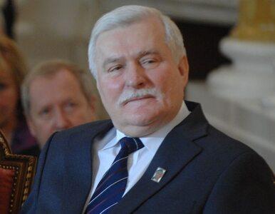 Wałęsa: Jeśli można dopatrywać się współpracy, to w tej koncepcji SB...