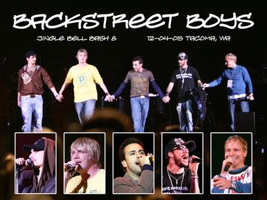 """Gwiazdor z Backstreet Boys oskarżony o gwałt. """"Nie martw się, nikomu nie..."""