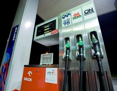 Tanieje olej, drożeje benzyna