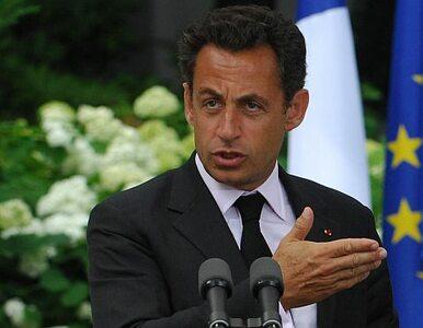 Sarkozy: Europa jest zagrożona jak nigdy