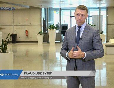 Aforti Holding SA, Klaudiusz Sytek - Prezes Zarządu, #294 ZE SPÓŁEK