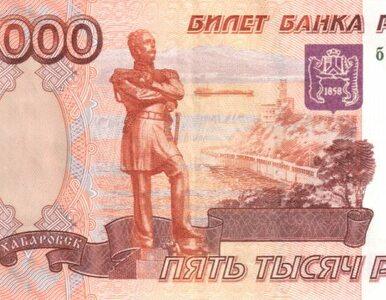 Ruble wypierają hrywny z Krymu