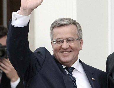 Bronisław Komorowski podpisał ustawę o in vitro. Jeden punkt do...
