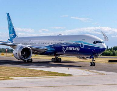 Największy dwusilnikowy samolot świata wystartował. To prawdopodobnie...