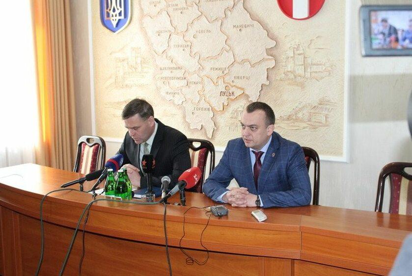 Konferencja SBU dot. ostrzału polskiego konsulatu