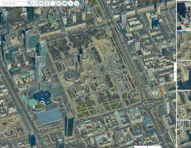 Warszawa ma swoje Google Maps. Miasto można oglądać z pięciu perspektyw
