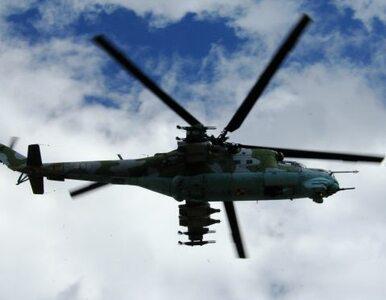 Polski śmigłowiec spadł w Afganistanie
