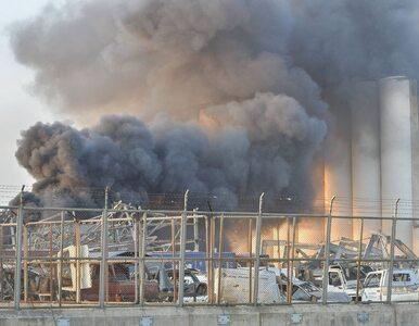 W Bejrucie wybuchło około 2 750 ton saletry amonowej. To nie pierwsza...