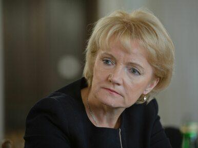 """Politycy żegnają Jolantę Szczypińską. """"Przyjmujemy to jako ciężki cios"""""""