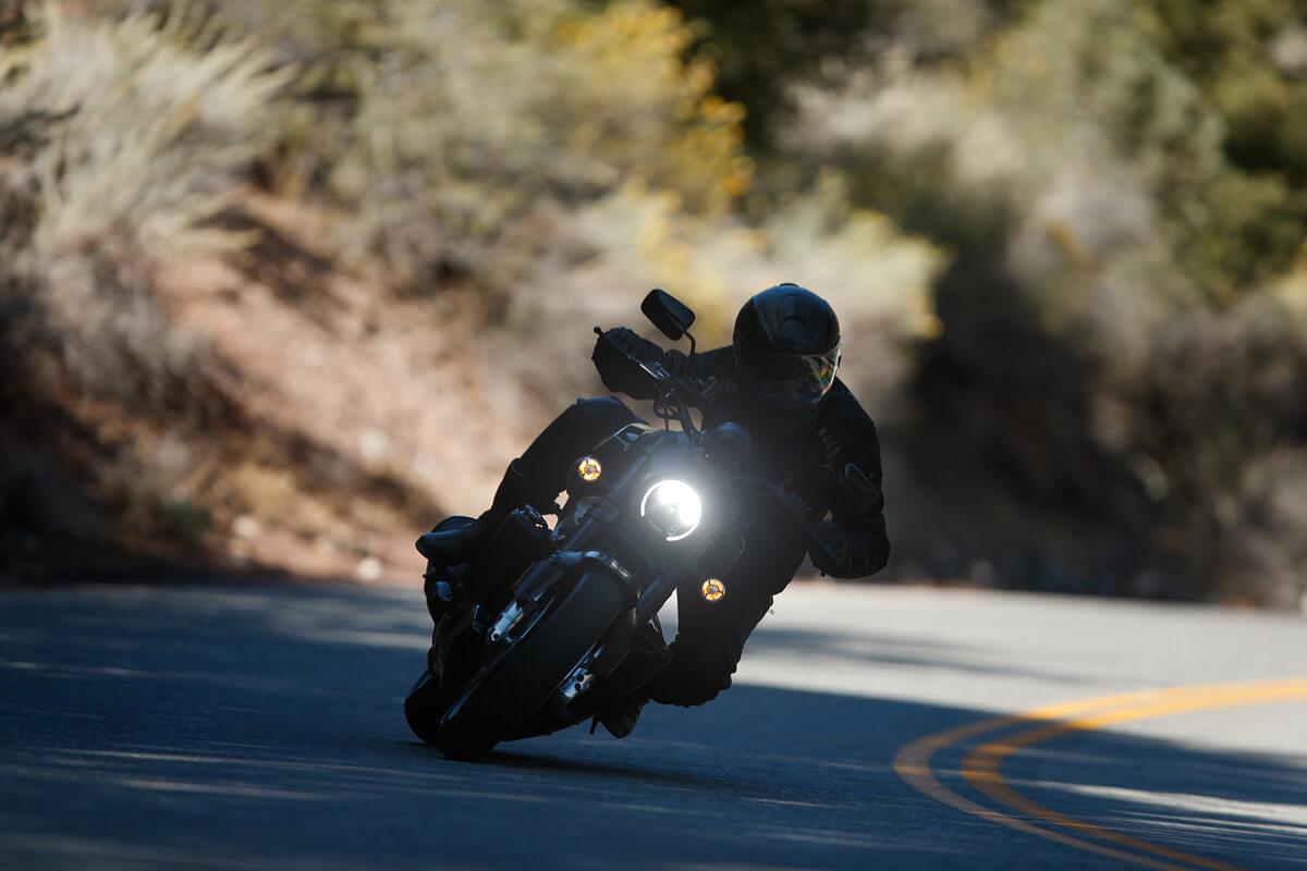 Harley Davidson EICMA 2019