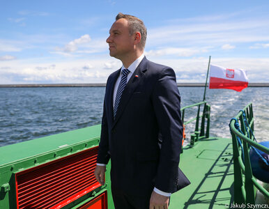 Święto Marynarki Wojennej. Prezydent Duda zapowiada odbudowę floty