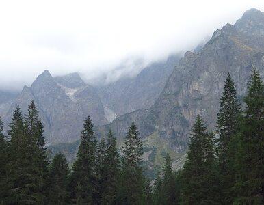 W polskich Tatrach nie dowiesz się, czy będzie burza