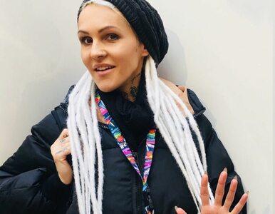 Agnieszka Chylińska pochwaliła się tatuażem na twarzy. Wybrała dwa...