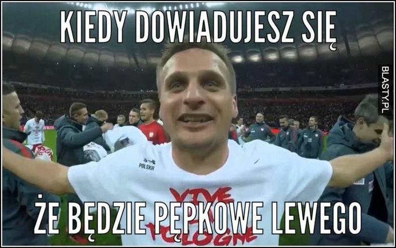Mem ze Sławomirem Peszko