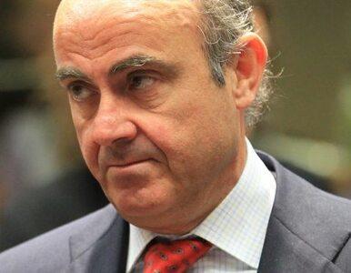"""""""Hiszpańskie banki poradzą sobie bez pomocy z Unii"""""""