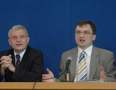 Ziobro: będę wzywał do poparcia Wassermanna