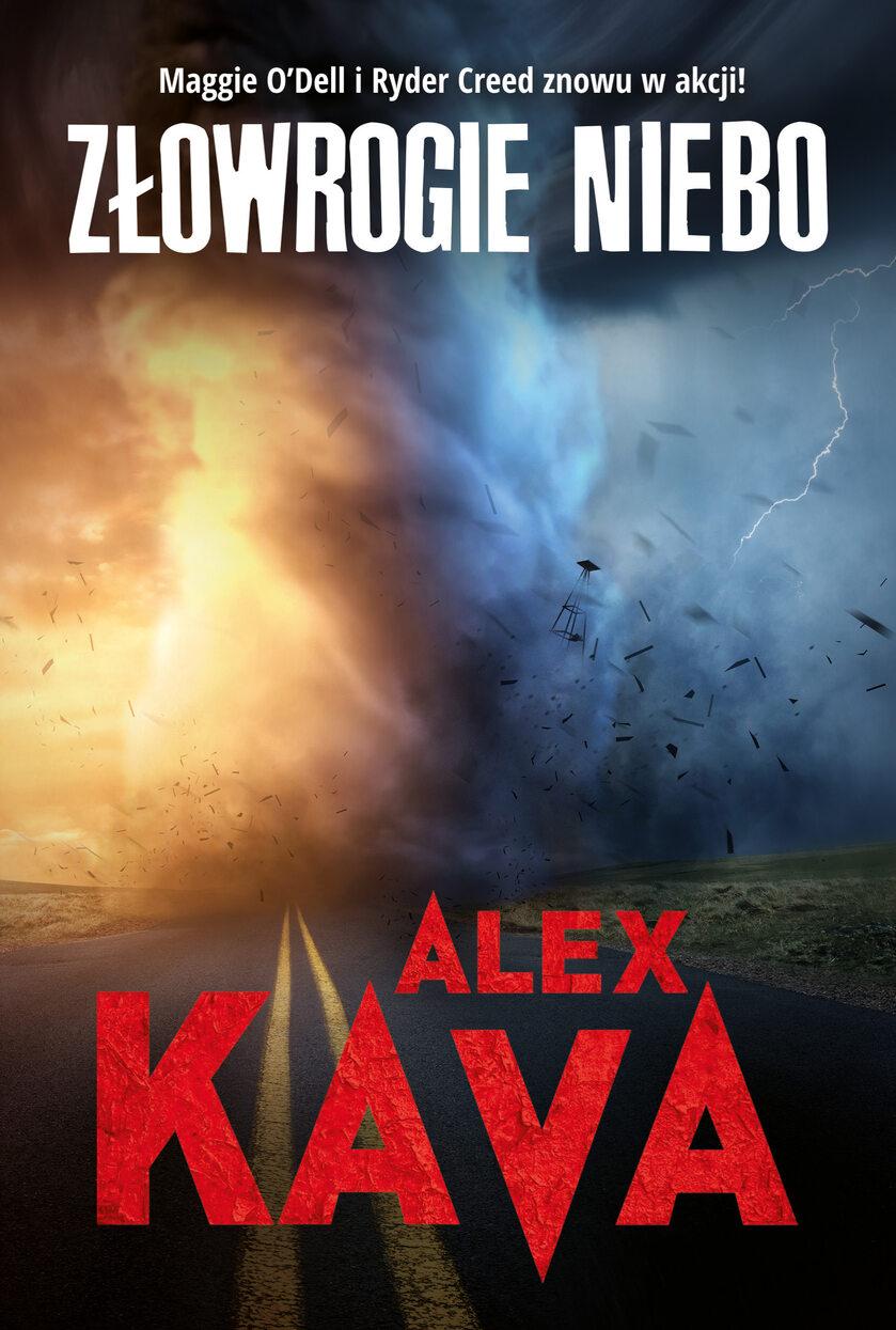 Złowrogie niebo - Alex Kava