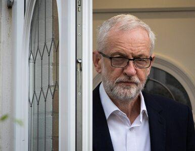 """Partia Pracy zmienia zdanie ws. rozwiązania parlamentu.  """"Nasz warunek..."""